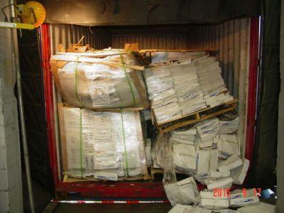 Liability for cargo damage due to insufficient packing